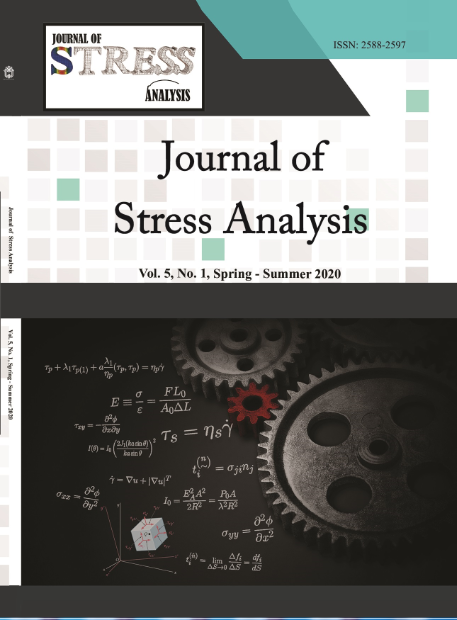 Journal of Stress Analysis